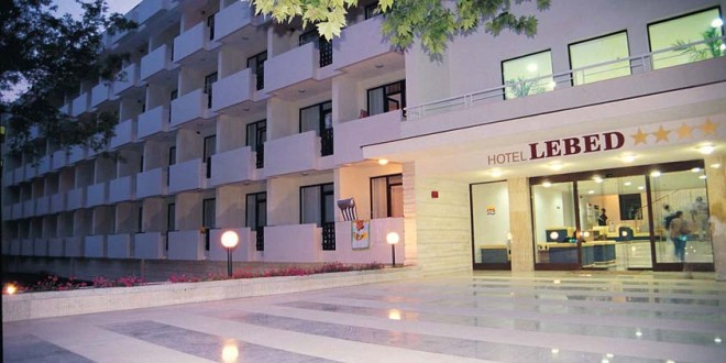LEBED  HOTEL 4*