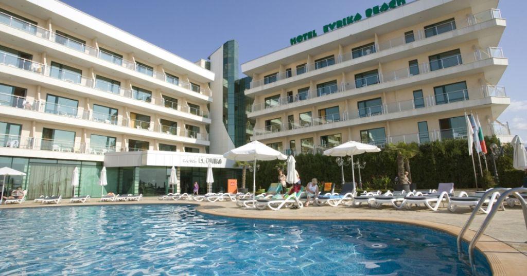 CLUB EVRIKA HOTEL 4*