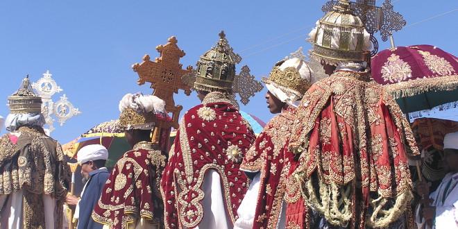 FESTIVALUL CRUCII:  MESKEL  IN  ETIOPIA