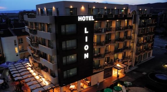 LION HOTEL 4*