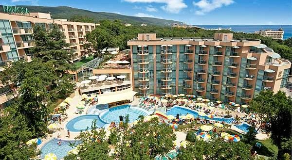 MIMOSA HOTEL & SPA 4*