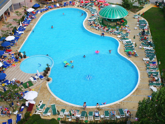 hotel bellevue sunny beach 3