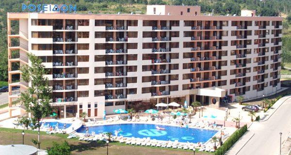 APART HOTEL POSSEIDON 3*