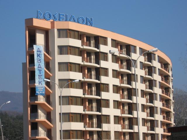 sunny beach hotel posseidon 1